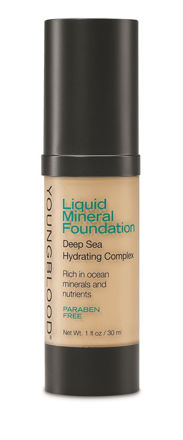 Picture of Liquid Mineral Foundation - Sand