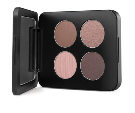 Picture of Pressed Eyeshadow Quad - Timeless
