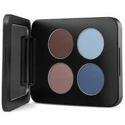 Picture of Pressed Eyeshadow Quads - Glamour Eyes