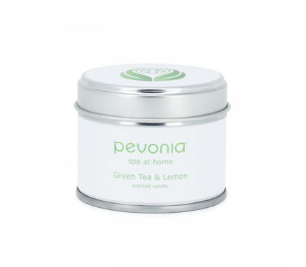 Picture of Scented Candle - Green Tea & Lemon